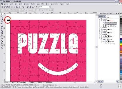Generador De Puzzles Diseño Domestika