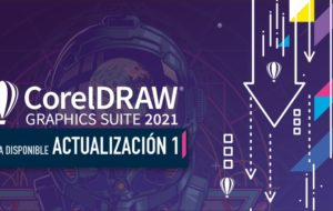 Descarga la actualización 1 para CorelDRAW 2021