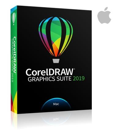 Caja CorelDRAW para Mac
