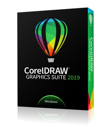 Caja CorelDRAW para Windows