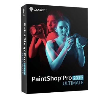 CAJA PaintShop Pro 2019