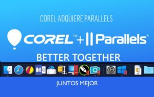 COREL adquiere PARALLELS