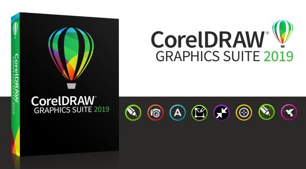 Nuevo CorelDRAW Graphics Suite 2019