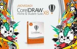 CorelDRAW X8 versión Hogar y Estudiantes