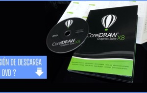 Descarga de CorelDRAW o en DVD