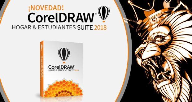 CorelDRAW 2018 para Hogar y Estudiantes