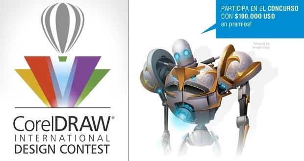 Concurso Internacional de Diseño con CORELDRAW 2015
