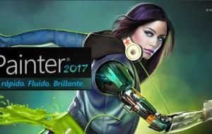 Nuevo Corel PAINTER 2017