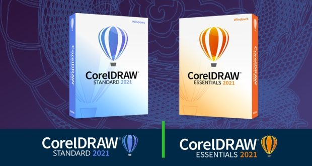 CorelDRAW 2021 - Essentials y Standard