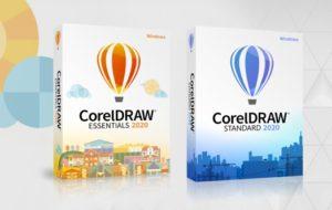 Las versiones más asequibles de CorelDRAW 2020