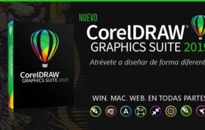 Nuevo CorelDRAW 2019