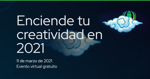 Evento virtual gratuito de CorelDRAW – Enciende tu creatividad en 2021