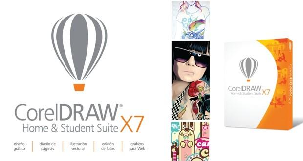 CorelDRAW X7 versión HOGAR y Estudiantes