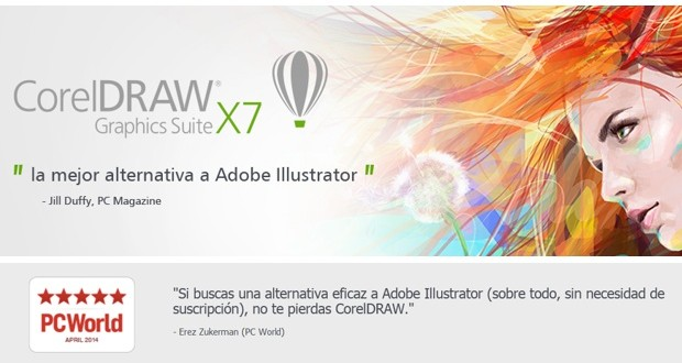 CorelDRAW la mejor alternativa a Adobe Creative Cloud