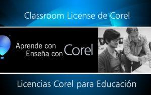 Licencias de CorelDRAW para centros educativos