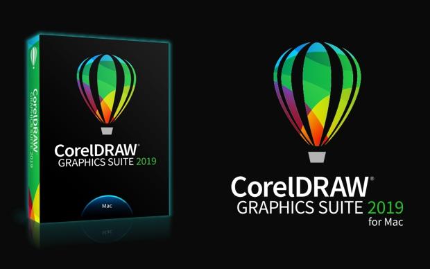 Caja CorelDRAW 2019 para Mac