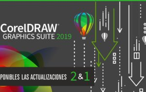 Actualizaciones 1 y 2 de CorelDRAW 2019 para Windows y Mac