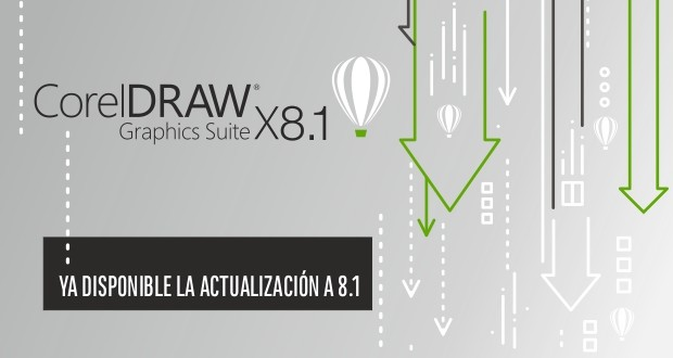 Actualización a CorelDRAW X8.1