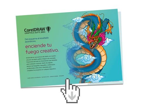 Descarga el folleto informativo de CorelDRAW Graphics Suite 2021