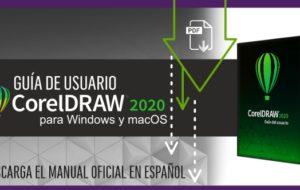 Descarga el manual de usuario de CorelDRAW 2020 en español