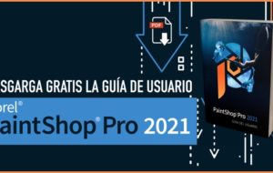 Descarga gratis el manual de usuario de Corel PaintShop Pro