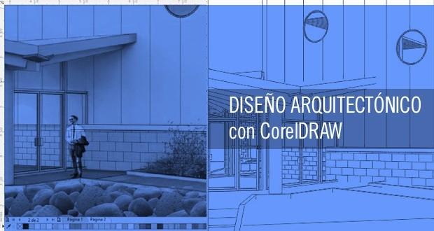 Diseño arquitectónico con CorelDRAW