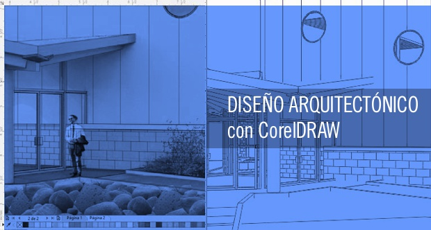 Case study dise o arquitect nico con coreldraw for Programa arquitectonico de un restaurante pdf