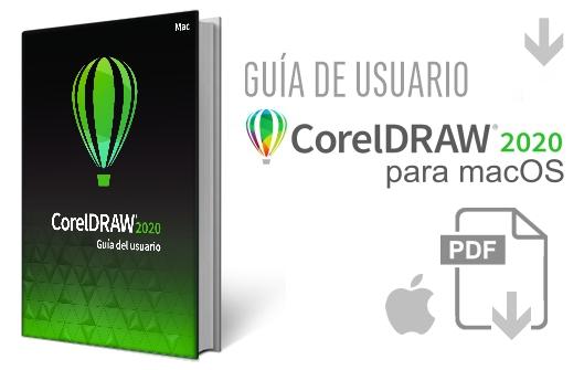 Descarga el manual de CorelDRAW 2020 en español para macOS