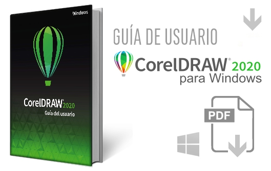 Descarga el manual de CorelDRAW 2020 para Windows