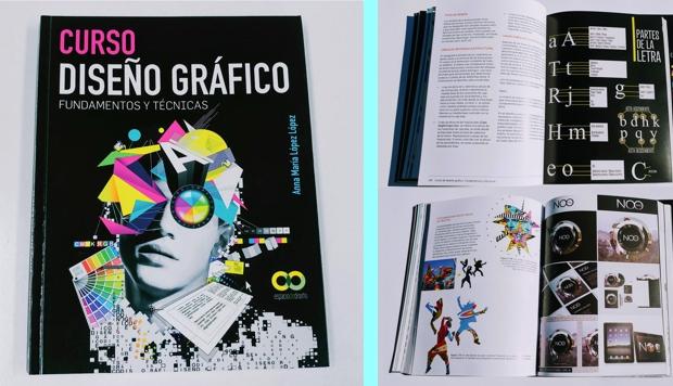 Libro Curso Diseño Grafico, Fundamentos y Tecnicas