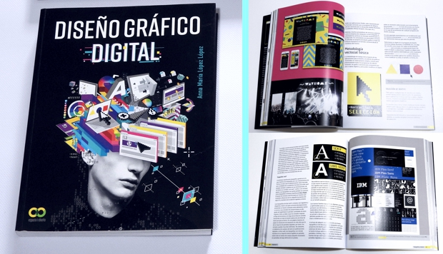 Libro DISEÑO GRAFICO DIGITAL