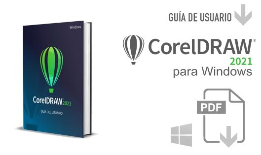 Descarga gratis el Manual de CorelDRAW 2021 para Windows