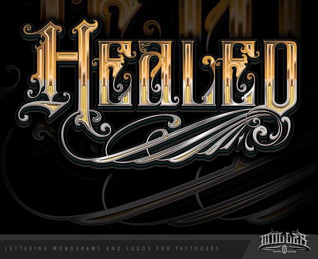 Logo design by Muller Letter