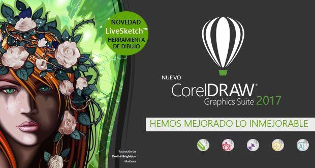 NUEVO CorelDRAW Graphics Suite 2017