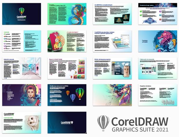 Descarga la Guía Técnica de novedades de CorelDRAW 2021