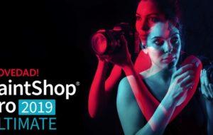 PaintShop Pro 2019 - Software de edición de fotos