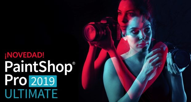 PaintShop Pro 2019 - Software de edición de fotos