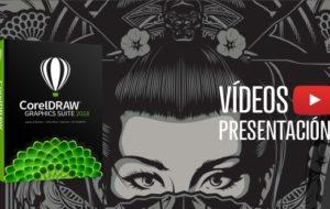 Vídeos de CorelDRAW 2018