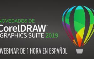 Seminario web gratuito de CorelDRAW 2019