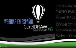 Seminario web gratuito CorelDRAW X8