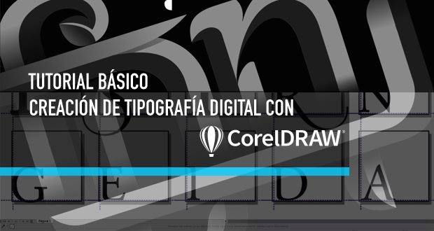 TUTORIAL en PDF > Creación de fuentes tipográficas con CorelDRAW
