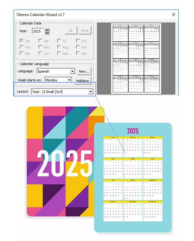 Calendario 2020 Con Festivos Colombia Pdf.Tutorial Coreldraw Creacion De Un Calendario De Forma