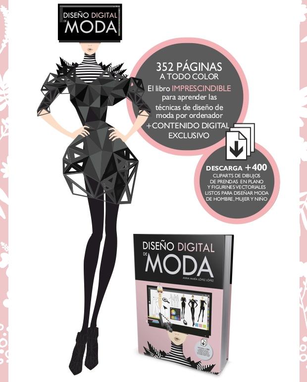 El libro imprescindible para el diseño de modas por computadora