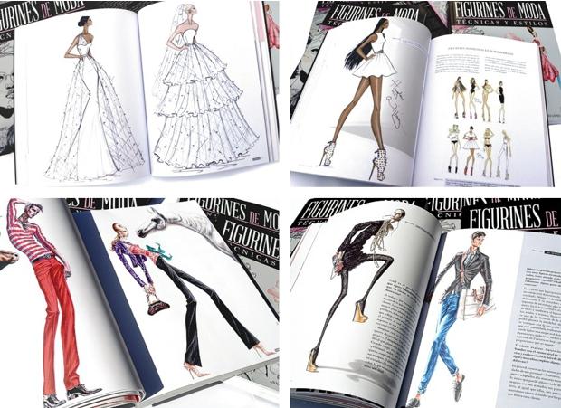 Figurines de moda de Arturo Elena y Hayden Williams