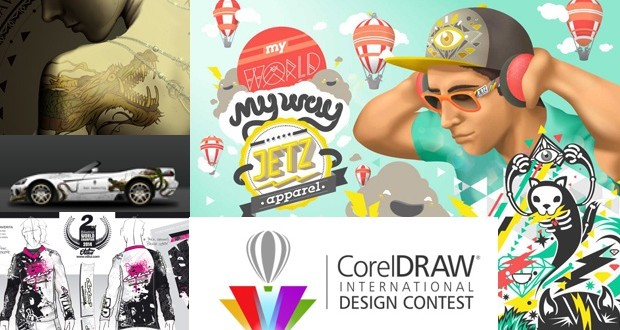 Ganadores Concurso de Diseño con CorelDRAW 2015