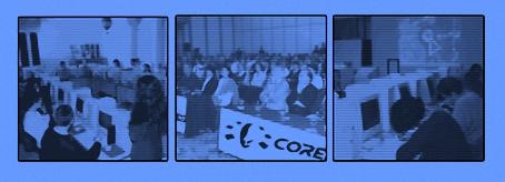 Impartiendo cursos de Corel ya en el siglo pasado ;-)