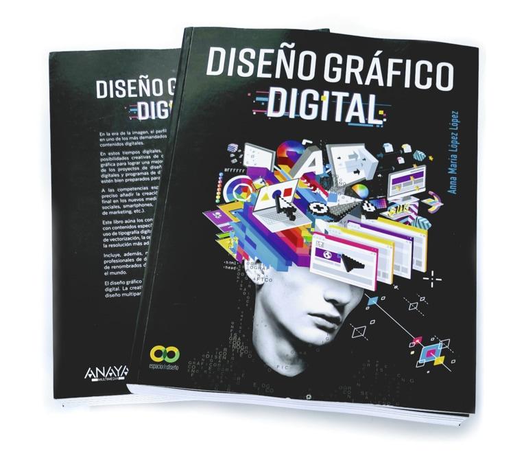 El nuevo libro recomendado para aprender diseño gráfico