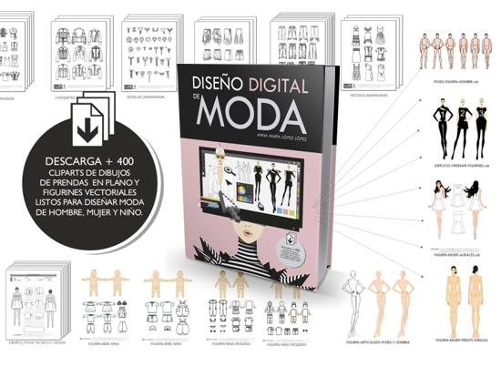 Libro Técnicas de Diseño de Moda por Ordenador