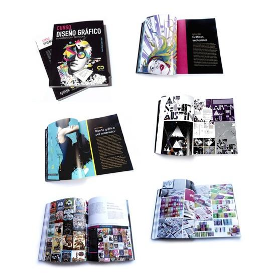 Páginas Curso Diseño Grafico