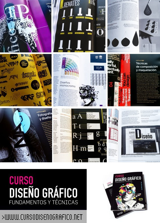 Ficha Curso Diseño Grafico - Fundamentos y Tecnicas